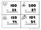 Valentine's Day I-SPY - Two and Three Digit Addition and Subtraction