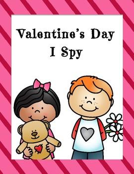 Valentine's Day I Spy