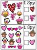 Valentine's Day I Spy Cards