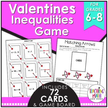 valentines day inequalities game