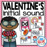 Valentine's Day Initial Sound Match-Up