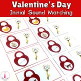 Valentine's Day Beginning Sound Matching
