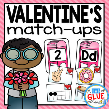 Valentine's Day Match-Ups {Growing} Bundle