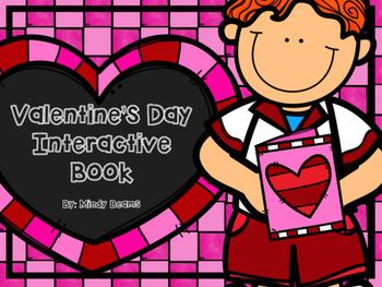 Valentine's Day Interactive Book