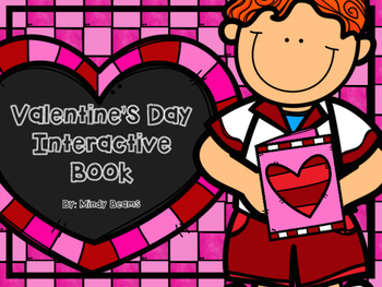 Valentine's Day Interactive Book