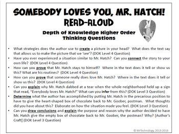 Valentine's Day Interactive Notebook Readaloud 2 Pack