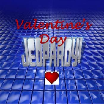 Valentine's Day Jeopardy