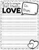 Valentine's Day Journal Prompt Pages (((5 PAGES)))