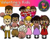 Valentine's Day Kids CLIPART