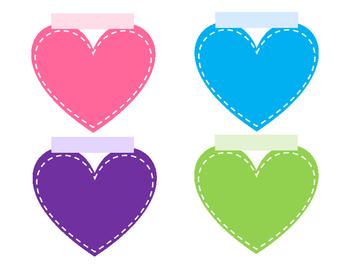 Valentine's Day Kind Hearts