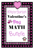 Valentine's Day Kindergarten Math Bundle