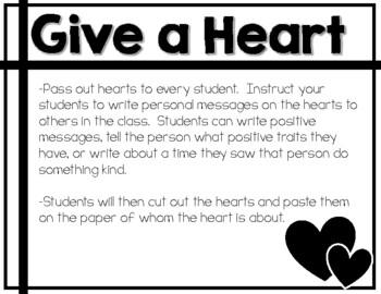 Valentine's Day: Kindness Activities