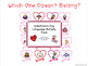 Valentine's Day Language Activity Pack