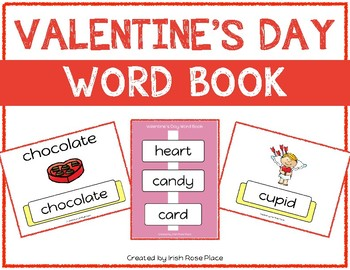 Valentine's Day Language Bundle with Adapted Books