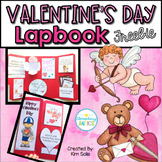 Valentine's Day Lapbook Activity
