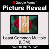 Valentine's Day: Least Common Multiple (LCM) - Google Form