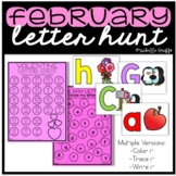 Valentine's Day Letter Hunt