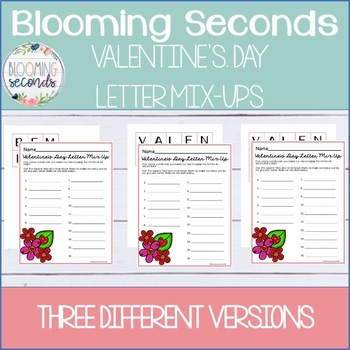 Valentine's Day Letter Mix-Up