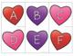 Valentine's Day Alphabet Match Letter Recognition Activity