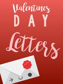 Valentine's Day Letter Templates
