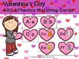 Valentine's Day ABC & Phonics Matching Cards