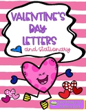 Valentine's Day: Writing A Letter and Stationary