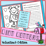 Valentine's Day Lift Letters