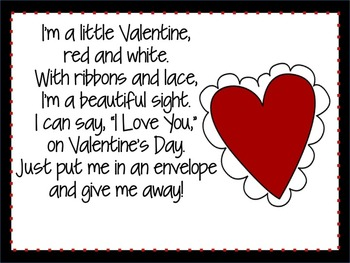 Valentine's Day Literacy and Math Unit