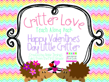 Valentine's Day Little Critter Pack