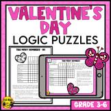Valentines Day Logic Puzzles