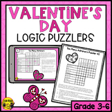 Valentines Day Logic Puzzles