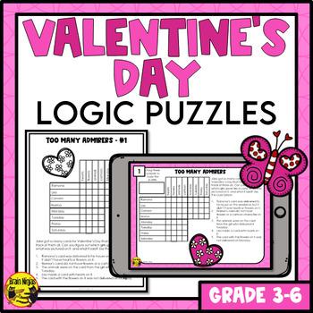 Valentine's Day Logic Puzzles
