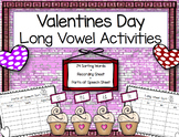 Valentine's Day Long Vowels (ee, ea, oi, oa)