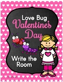 Valentine's Day Love Bug Write the Room