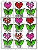 Valentine's Day: Love Bugs Themed Synonyms Center Match