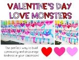 Valentine's Day Love Monster Craft