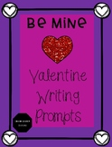 Valentine's Day Love Writing Prompt pack and Poetry bundle