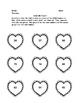 Valentine's Day MATH: Add, Subtract, Even/Odd, Place Value