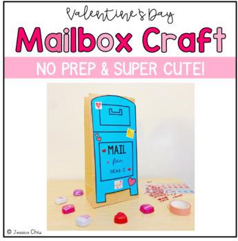 Valentines Day Mailbox Craft