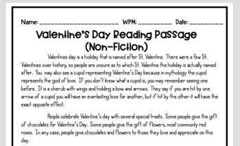 Valentine's Day Materials