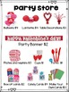Valentine's Day Math Project - Budget and Party Planning
