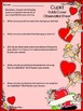Valentine's Day Activity: Cupid Valentine's Day Roll & Cover Bundle - Color&BW