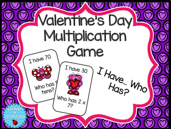 Valentine Multiplication