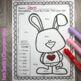 Color By Number St. Valentine's Day Math Subtraction Bundle