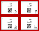 Valentine's Day Math: 3-Digit and 2-Digit Subtraction QR Code Task Cards