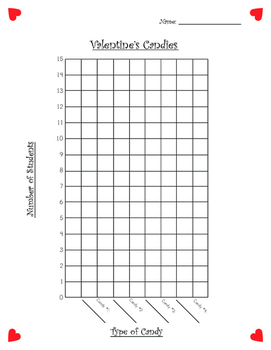 Valentine's Day Math Activities - 2nd Grade