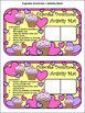 Valentine's Day Math Activities: Cupcake Dominoes Math Activity & Math Game