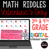 Valentine's Day Math Activities: Paperless