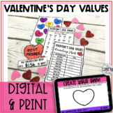 Counting Coins | Valentine's Day Math | Digital Valentines Day Activities
