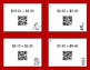 Valentine's Day Math: Adding Money QR Code Task Cards